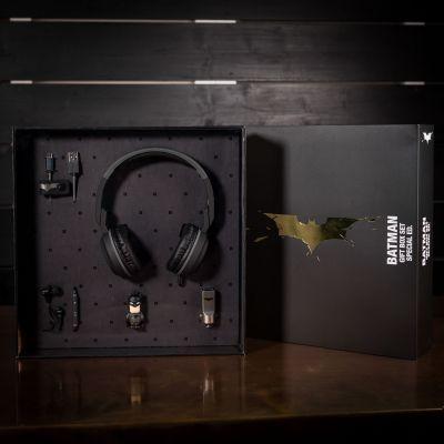 Computer & USB - Batman Geschenke-Box