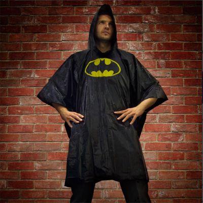 Geschenke für Männer - Batman Regenponcho