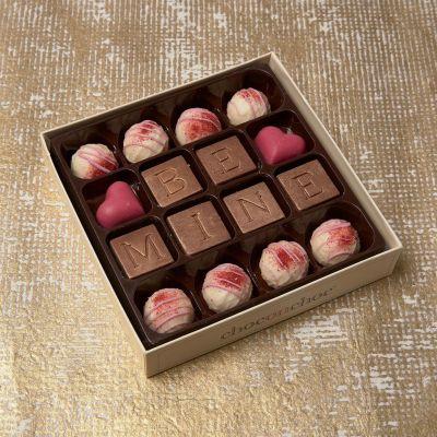 Süßigkeiten - Be Mine Schoko-Trüffel