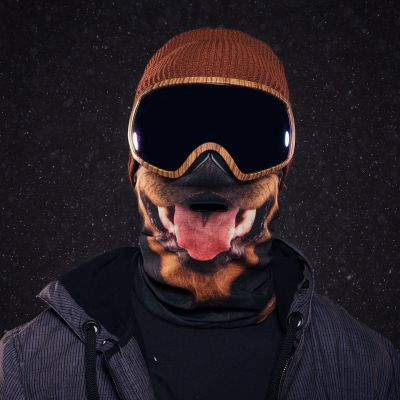 Outdoor & Sport - Beardo Skimasken
