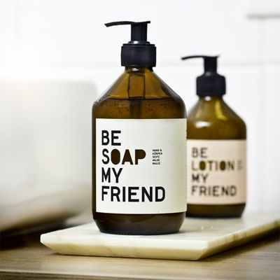 Badezimmer - Be My Friend Seife & Body Lotion