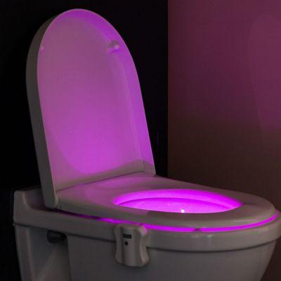 Geburtstagsgeschenke für Männer - Toiletten-Beleuchtung mit Bewegungssensor