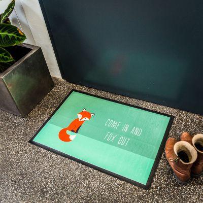 Geschenkefinder - Fuchs Fußmatte