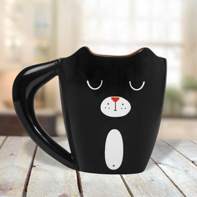 Tassen & Gläser - Black Cat Tasse