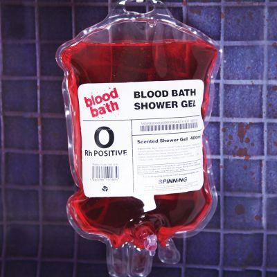 Badezimmer - Blut Duschgel