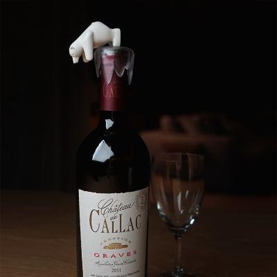 An der Bar - Bär Flaschenverschluss