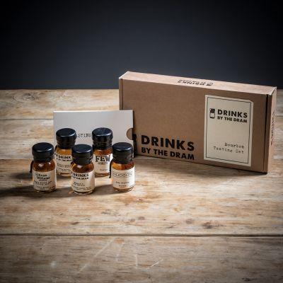 Essen & Trinken - Bourbon Set mit 5 Kostproben