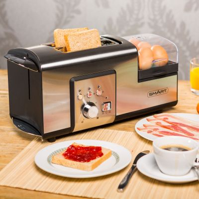 Cooler Küchenkram - Smart Breakfast Master