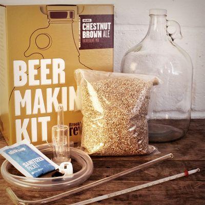 Geburtstagsgeschenke für Männer - Brooklyn Brew Shop Bierbrau Sets