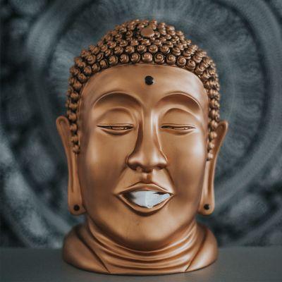 Geschenke für Eltern - Buddha Taschentuchspender
