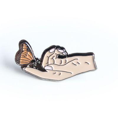 Kleidung & Accessoires - Schmetterling Anstecknadel