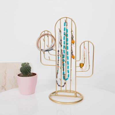 Badezimmer - Kaktus Schmuckständer