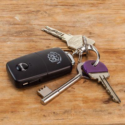 Geschenke für Bruder - Smartphone Ladegerät im Autoschlüssel-Design