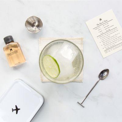 Geschenke für Bruder - Cocktail Kits für Flugreisen