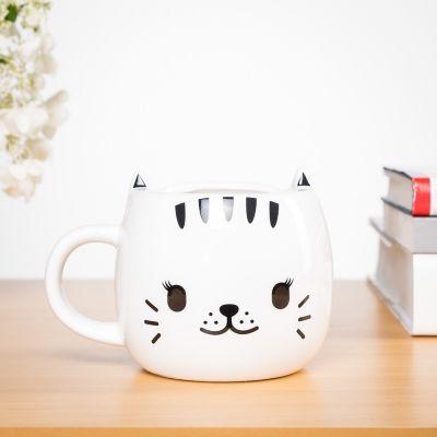 Tassen & Gläser - Wärmeempfindliche Katzen Tasse