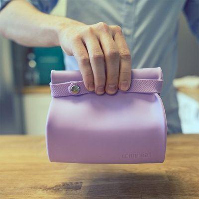 Weihnachtsgeschenke für Mama - Compleat Silikon Lunchbox