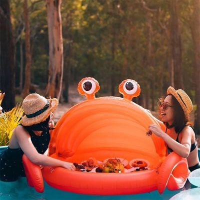 Strand & Wasser - Aufblasbare Krabbe für Kinder
