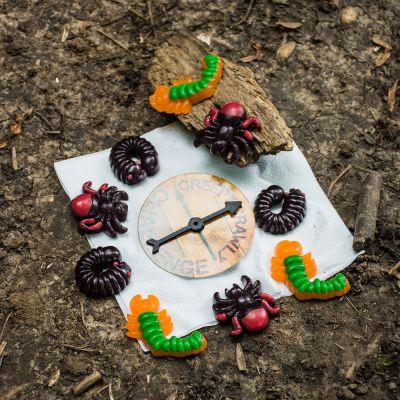 Süßigkeiten - Ungeziefer Fruchtgummi Spiel