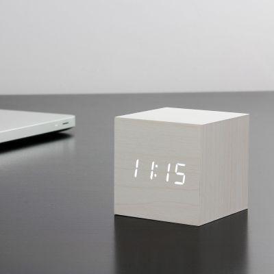 Geschenke für Frauen - Cube Click Clock
