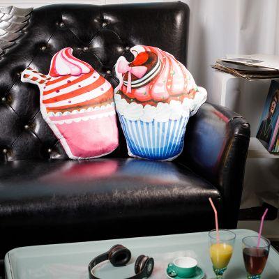 Geschenke für Kinder - Cupcake Kissen