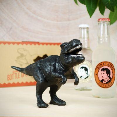 An der Bar - T.Rex Dinosaurier Flaschenöffner