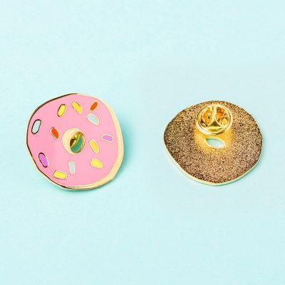 Fashion - Donut Anstecknadel