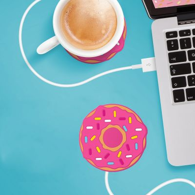 Gadgets - Donut USB-Tassenwärmer