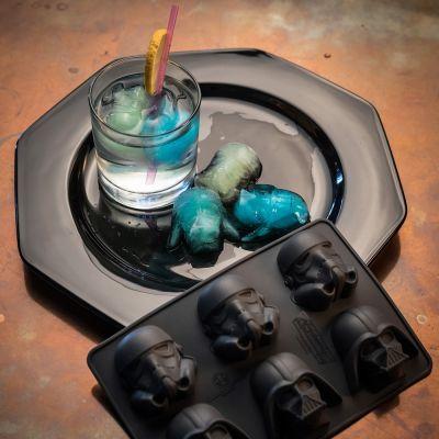 Grillen & Gartenparty - Star Wars Eiswürfelformen