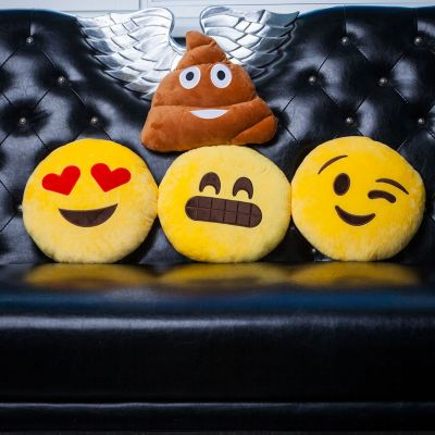 Valentinstag Geschenke - Emoji Kissen