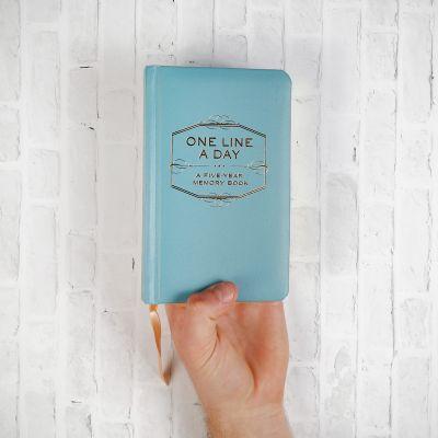 Sale - One Line A Day - Tagebuch für fünf Jahre