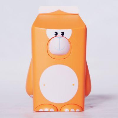 Geburtstagsgeschenk für Mama - Kühlschrank Affe