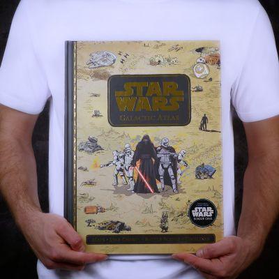 Geburtstagsgeschenk zum 20. - Der ultimative Star Wars Atlas