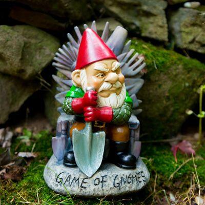 Film & Serien - Game of Gnomes Gartenzwerg