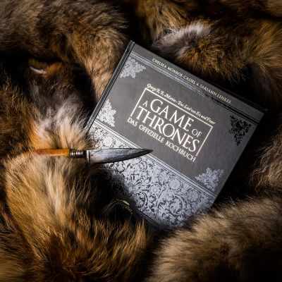 Geburtstagsgeschenke für Männer - A Game of Thrones - Das offizielle Kochbuch
