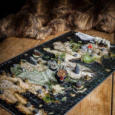 Weihnachtsgeschenke für Männer - Game of Thrones 3D Puzzle