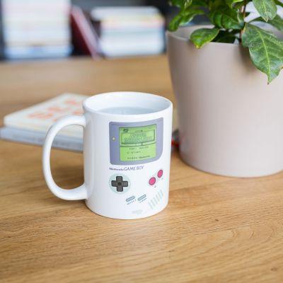 Geschenk für Freundin - Temperaturempfindliche Game Boy Tasse