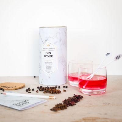 Geschenk für Paare - Gin Lover Set