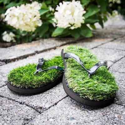 Sommer Gadgets - Gras Flip Flops