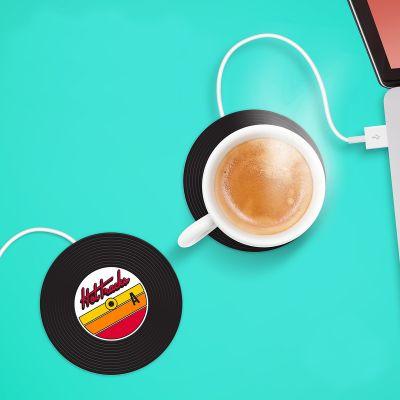Gadgets - USB Tassenwärmer Schallplatte