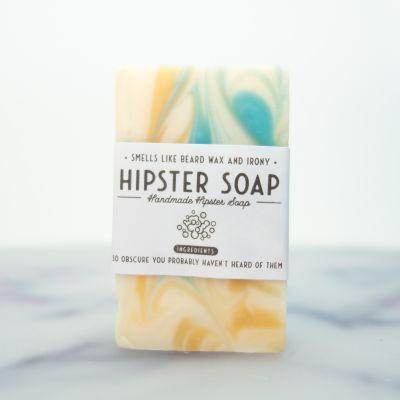 Badezimmer - Hipster Seife