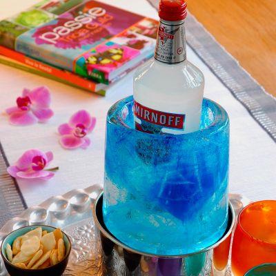 Geschenke für Frauen - Ice Cooler - Kreativer Flaschenkühler