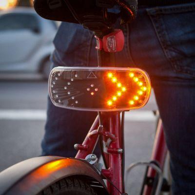 Fitness & Sport - IGGI Signal Pod - Blinkersystem für's Fahrrad