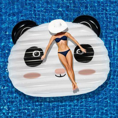 Sommer Gadgets - Panda Riesen-Luftmatratze
