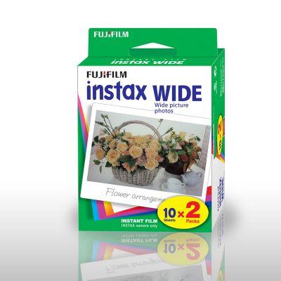 Kamera & Foto - Fujifilm Instax WIDE Kamerafilm 2er Set