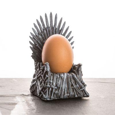 Geburtstagsgeschenk für Mama - Eiserner Thron Eierbecher