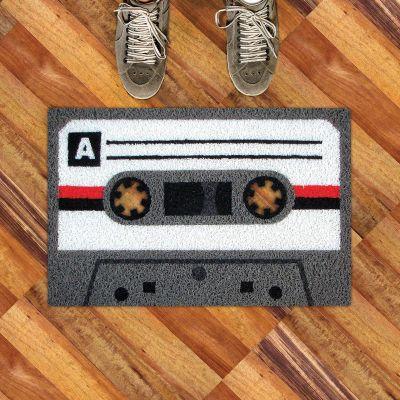 Retrokram - Kassetten-Fußmatte