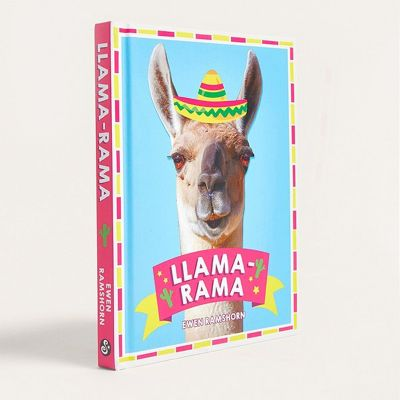 Wichtelgeschenke - Llama-Rama Buch