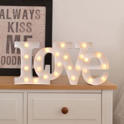 Beleuchtung - LED Licht - Liebe