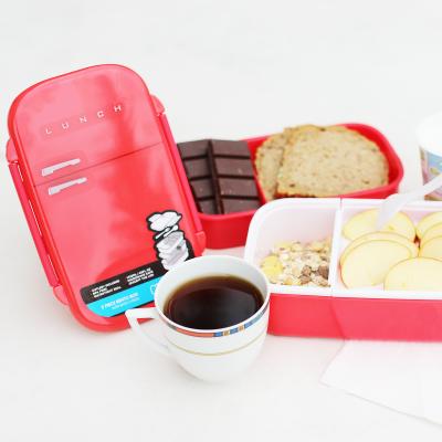 Spaß im Büro - Lunchbox Kühlschrank