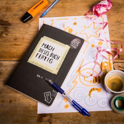Valentinstag Geschenke für Männer - Mach dieses Buch fertig